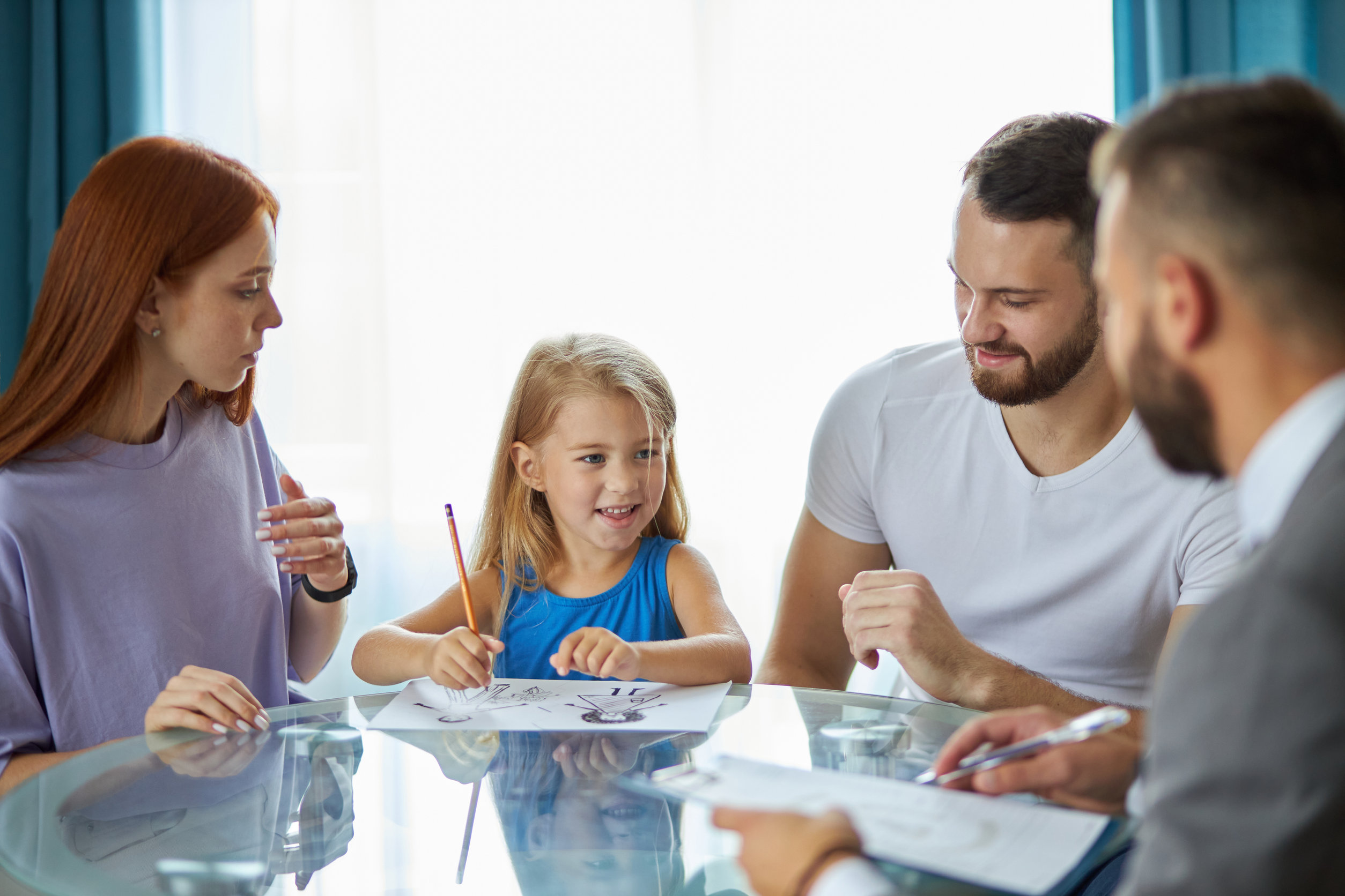 Child and adolescent behavioral health services